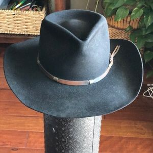 The Round Up Beaver Western Hat